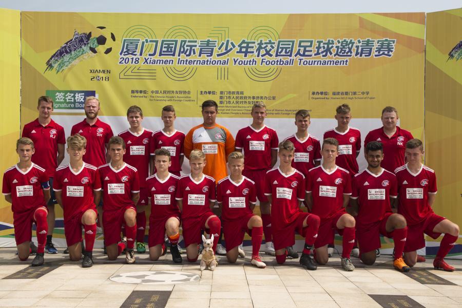 Fussball B1 Jugend Rheinlandliga