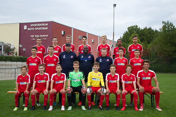 Fussball C1 Jugend Rheinlandliga