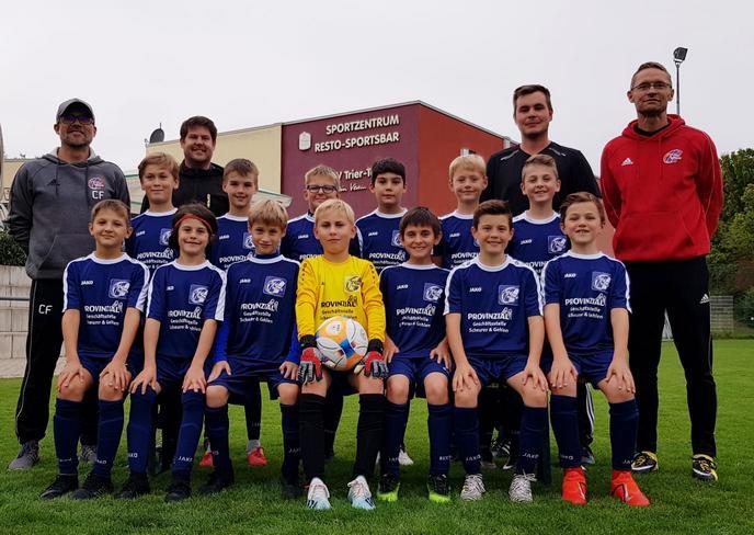 Fussball E1 Jugend 2019 2020